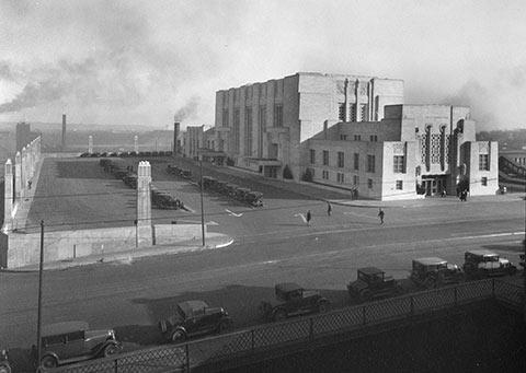 1931 Museum Exterior