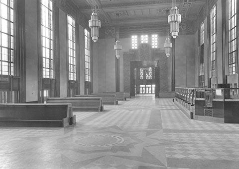 1931 Museum Interior