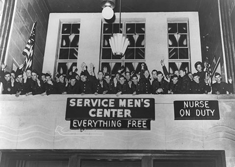 1940 Union Station WWII Mens Center