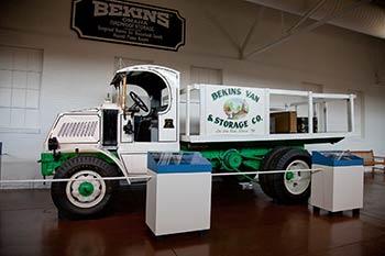 Bekins Van Line Truck