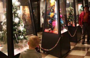 Ethnic Holiday Tree Exhibit