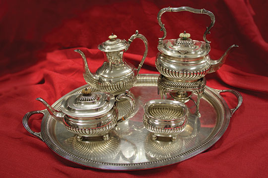 Object Donation: Tea Set