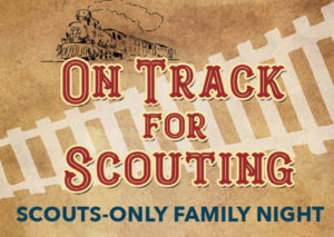 On Track for Scouting