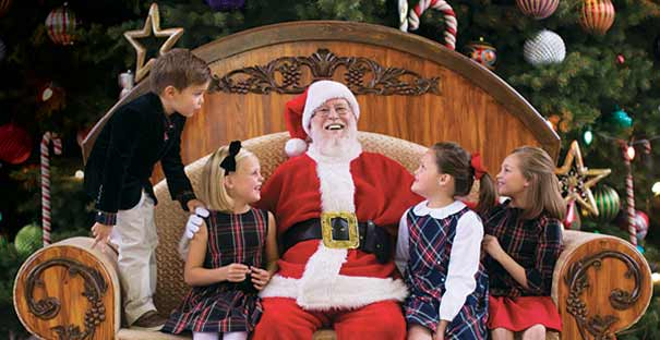 Christmas at Union Station: Meet Santa