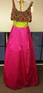 Bright Aksarben Dress