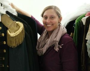 Becky Putzer, Collection Manager