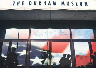 Veterans Day Weeked at The Durham Museum