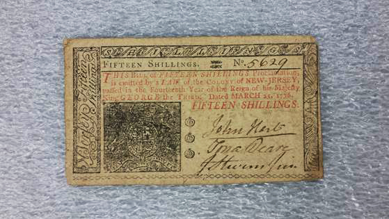 Currency 1776