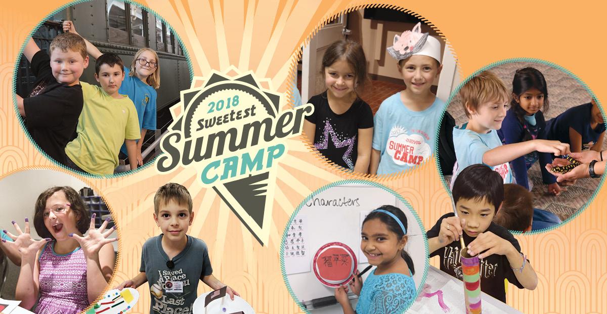 Summer Camp Registration Open