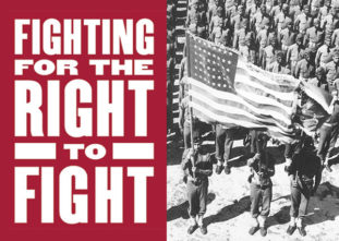 Fighting for the Right to Fight