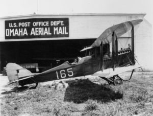 Airmail in Omaha