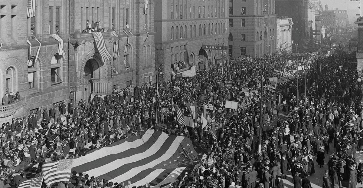 Nebraskan Memories of WWI