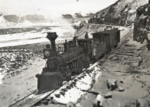 After Promontory: 150 Years of Transcontinental Railroading @ The Durham Museum