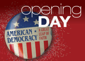 American Democracy: Opening Day @ The Durham Museum