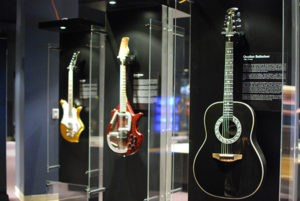 GUITAR: The Instrument that Rocked the World @ The Durham Museum