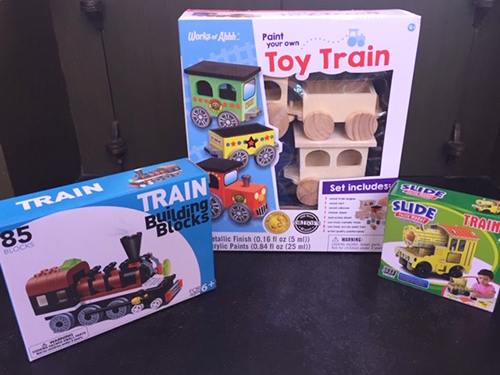 Toy Train Bundle