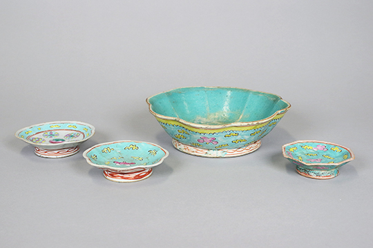Object Donation: Dishes used in the Manderin Cafe and King Fong Cafe