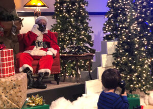 Here Comes Santa Claus, 10-Noon @ The Durham Museum
