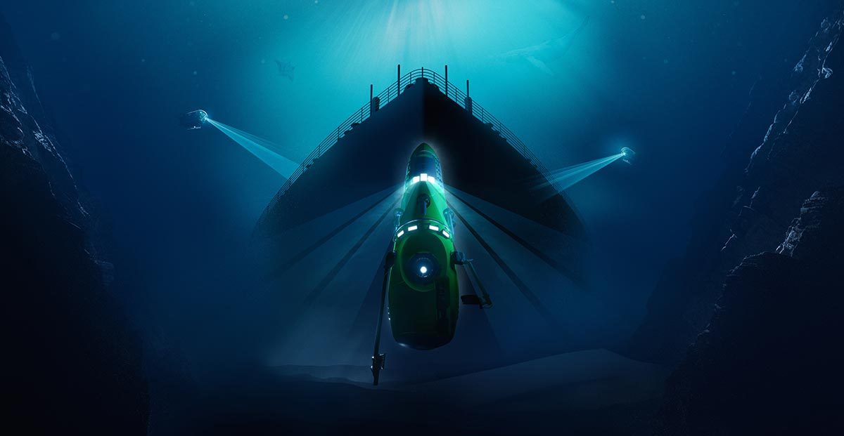 Challening the Deep